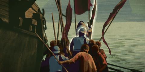 Les Routes de l'Esclavage – Cada Mosto